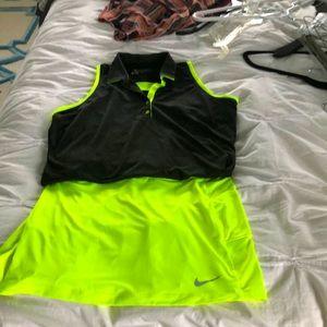 Stylish Tennis/Golf Outfit Nike XL